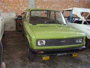 FIAT 128 berlina confort