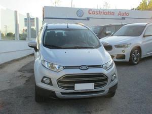 Ford EcoSport 1.5 TDCi 90 CV Titanium