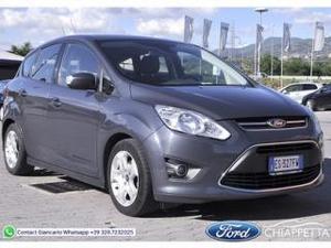 Ford c-max plus 1.6 tdci 115cv dpf