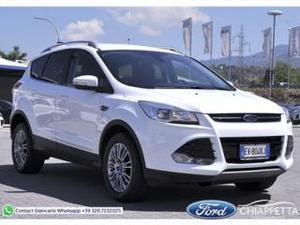 Ford kuga 2.0 tdci 140 cv dpf 2wd titanium