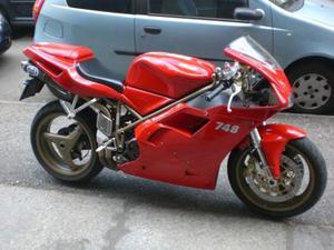 MOTOS-BIKES Ducati 748