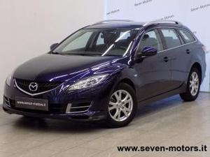 Mazda 6 2.0 cd 16v/140cv wag. ex.