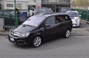 Opel zafira 1.9 cdti 120cv cosmo tetto in cristallo