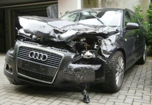 Ritiro auto incidentate