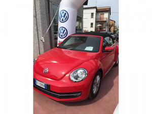 Volkswagen New Beetle Cabrio 2.0 TDI BlueMotion Technology