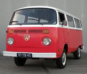 Volkswagen - T2B transporter -