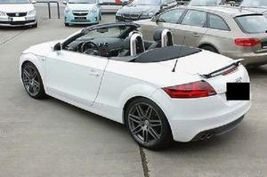 Audi tt audi tt roadster 1.8 tfsi xenon s line sport