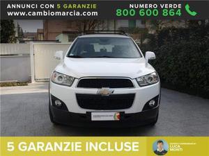Chevrolet Captiva cv 2wd Lt