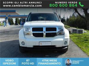 Dodge Nitro 2.8 Crd Dpf Sxt 4wd Auto