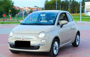 Fiat 500 fiat 500 lounge