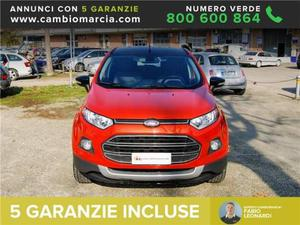 Ford Ecosport 1.5 Tdci 95 Cv Titanium S