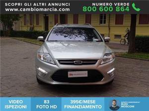 Ford Mondeo 2.0 Tdci 163 Cv Station Wagon Tit