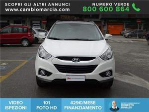 Hyundai Ix35 Ix Gdi 16v 2wd Comfort