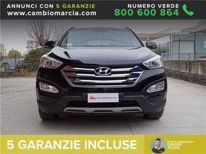 Hyundai Santa Fe 2.2 Crdi 4wd At Style