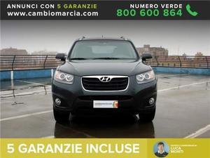 Hyundai Santa Fe 2.2 Crdi Vgt 4wd Style