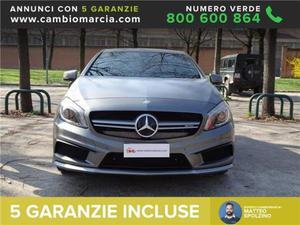 Mercedes-benz A 45 Amg 4matic Automatic