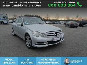 Mercedes-benz C 180 Cdi Blueefficiency Trend