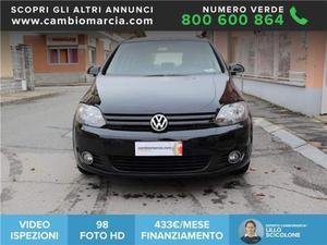 Volkswagen Golf Plus 1.6 Tdi Dpf Comfortline