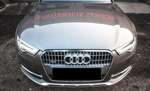 Audi a6 audi a6 allroad 3.0 tdi 313 cv