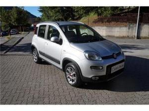 Fiat panda 1.3 mjt trekking 4x4 fin. tasso agevolato