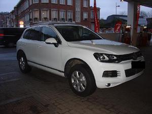 Volkswagen touareg volkswagen touareg 3.0 cr tdi v6 bm