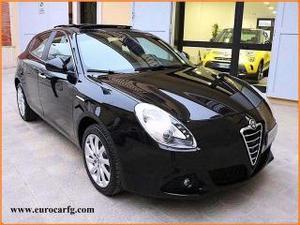Alfa romeo giulietta 2.0 jtdm- cv exclusive - tetto -