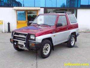 DAIHATSU Feroza 1.6i cat Resin-top EL-II