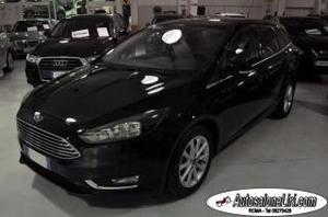 Ford focus sw -euro6- 1.5 tdci 120cv titanium navi