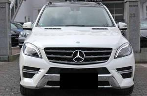 Mercedes-benz ml 350 mercedes-benz ml 350 cdi 4matic aut.