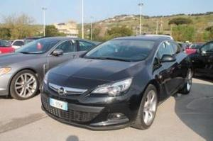 Opel astra 4 serie gtc 20 cdti 165cv ss 3 porte cos