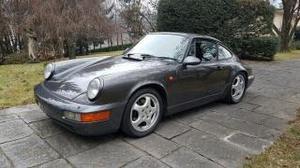 Porsche  porsche carrera4 book service