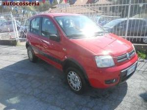 Fiat panda 1.2 4x4 climbing gas gpl