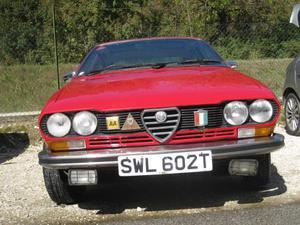 Alfa Romeo Alfetta GTS  Edizione Speciale