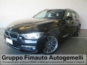 BMW 320 d Touring Luxury Aut. GARANZIA DELLA CASA rif.