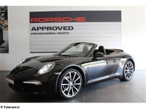 Porsche CARRERA CABRIOLET BLAC