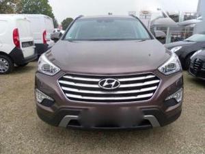Hyundai santa fe hyundai gran santa fe 2.2 crdi 4wd premium