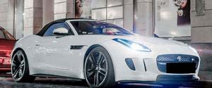 Jaguar f-type jaguar f-type cabrio 5.0 v8 supercharged 495