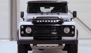 Land rover defender land-rover defender 90 station wagon