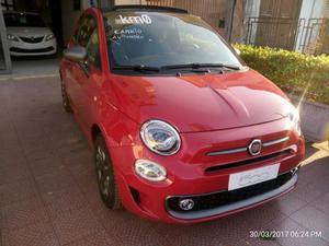 Fiat 500C Cabrio cv Cambio Automatico Km