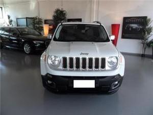 Jeep renegade 1.6 mjt 120 cv limited pelle/ navi