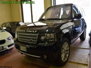 Land RoverRANGE ROVER 4.4 TDV8 AUTOBIOGR