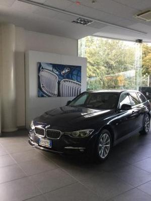 Bmw 318 d touring luxury