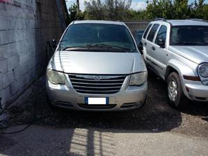 Chrysler Grand-Voyager Grand Voyager 2.8 CRD Limited Auto