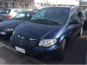 CHRYSLER Voyager 2.5 CRD cat LX Leather