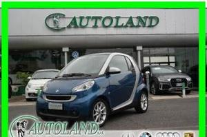 Smart fortwo  kw mhd coupé passion*tetto*usb & aux