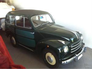 Fiat Topolino Giardinetta Cabrio