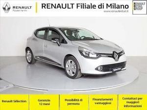 Renault clio 1.5 dci energy s s 90cv 5p
