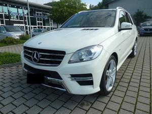 Mercedes-benz ml 350 mercedes-benz m-classe ml 350 bluetec