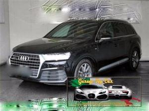 Audi q7 audi q7 3.0 tdi quattro s linea pano + luftwk