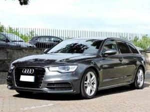 Audi a6 avant 2.0 tdi 190cv ultra s tronic advanced